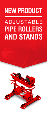 banner pipe rollers and stand rentals