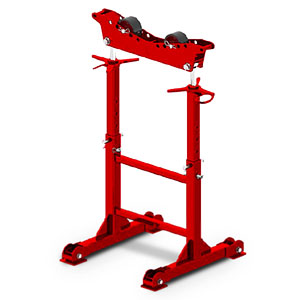 RDA AHPS4 Pipe Stand   Turning Rolls   Red-D-Arc Welderentals