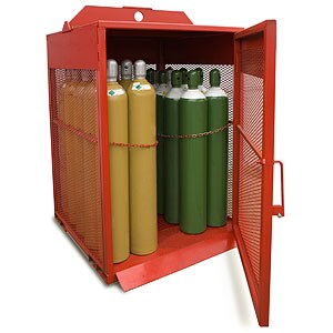 CC20 Welding Gas Cylinder Cage