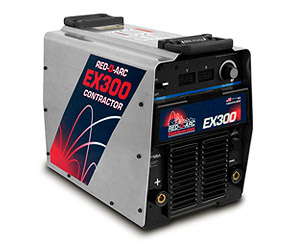 Red D Arc Ex300 Multi Process Welder