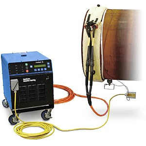Miller ProHeat 35 Air-Cooled System Rental Unit