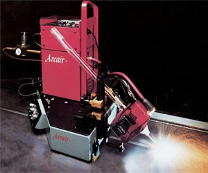 Arcair N6000 Arc Gouging Metal-Removal System