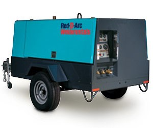 PDS400S Towable Diesel Air Compressor