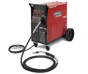Power MIG 350MP Wire Feeder Welder