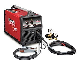 Lincoln Power MIG 180C Wire Feed Welder