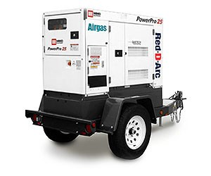 MMD PowerPro 25kVA Generator for Rent