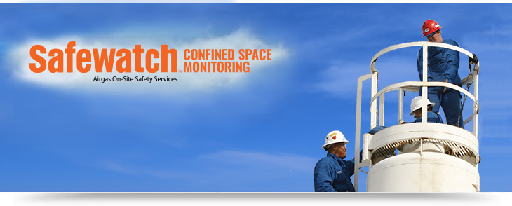 Safewatch Confined Space Monitoring System Airgas Onsite